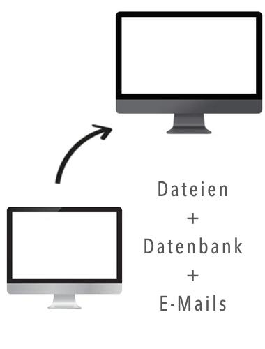 Homepage Umzugs-Service